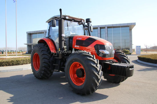 160HP Deutz-Fahr Driving System Agricultural Farming Tractor with Luxury Cabin