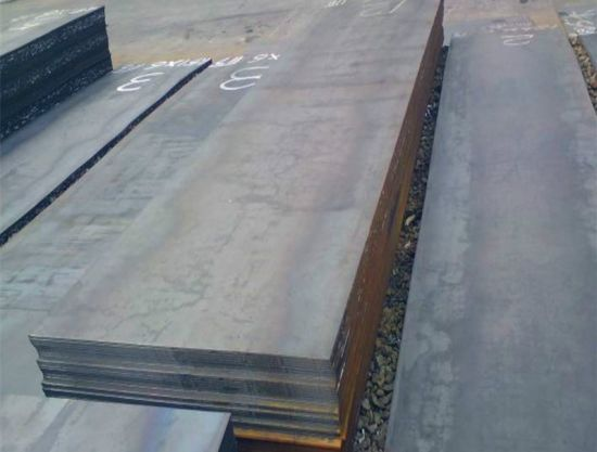 Low Alloy & High Strength Weathering Steel Plate Q235nh pictures & photos
