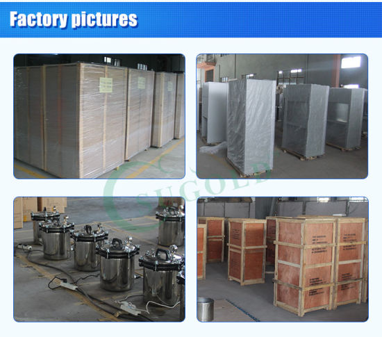 Sugold Factory Direct Sales Stainless Steel Lab Fume Hood Sw-Tfg-15 pictures & photos