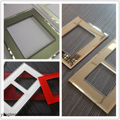 Tempered and Color Printed Switch Frame Glass pictures & photos