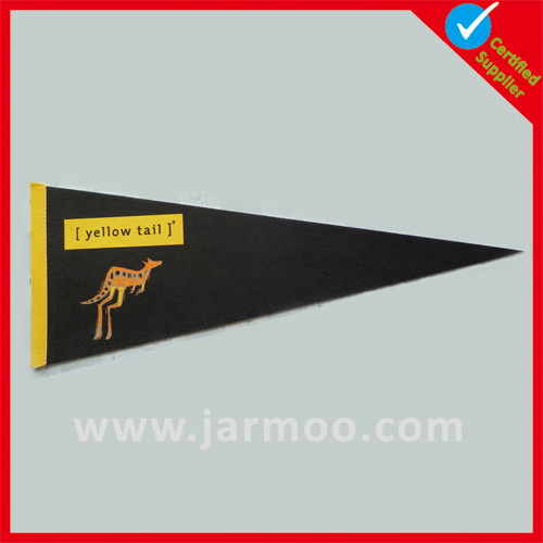 Cheap Sports Fans Felt Pennant Triangle Flags pictures & photos