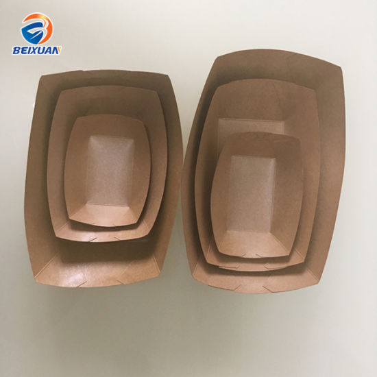 Enjoyable China Disposable Take Away Food Package Kraft Paper Food Machost Co Dining Chair Design Ideas Machostcouk