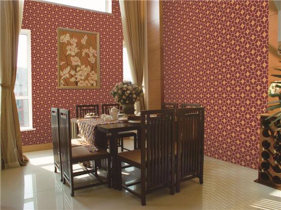 China Pakistan Style Fashion Design Home Decoration Waterproof 3d Wallpaper Wall Paper China Wall Paper Wallpaper