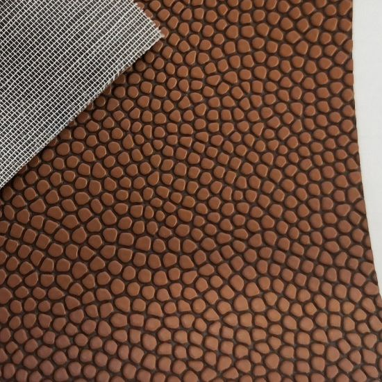 Basketball Synthetic Leather Fabric, Ball Leather. pictures & photos