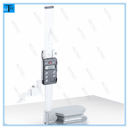 SHARS 12/'/' 300MM DIGITAL ELECTRONIC INCH METRIC HEIGHT GAGE NEW