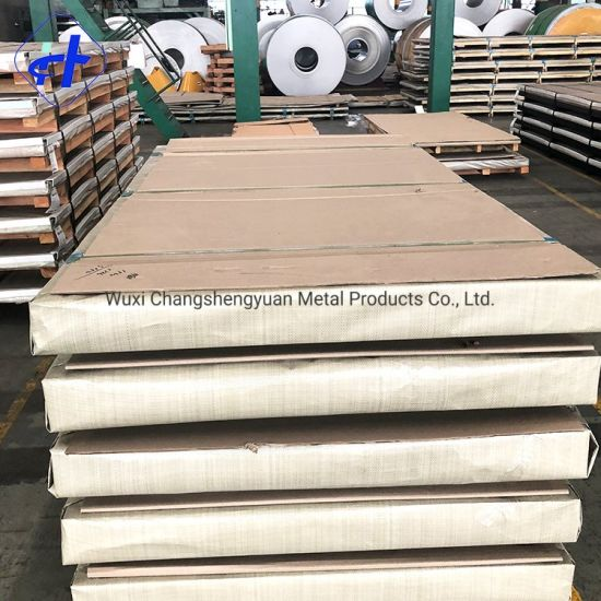 Factory Price Ss 316ti Stainless Steel Sheet