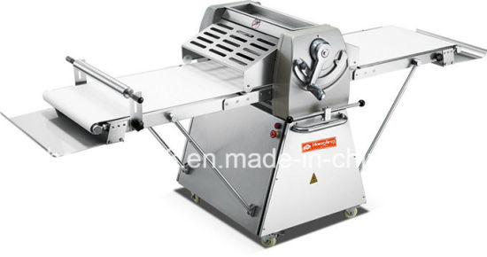 Europe Design Stainless Steel Commercial Dough Sheeter 520mm pictures & photos