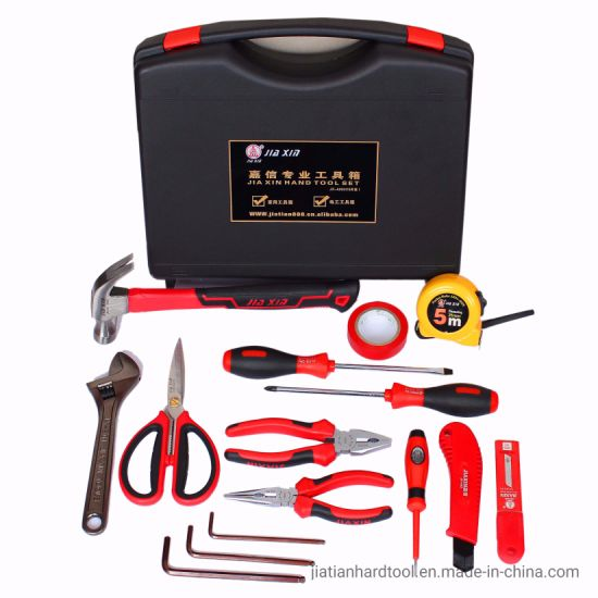 Hand Tools Household Tool Kit Hardware Tools Set pictures & photos