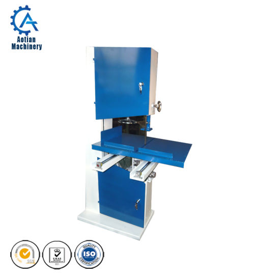 Band Saw Tissue Paper Cutting Machine for Toilet Paper Price
