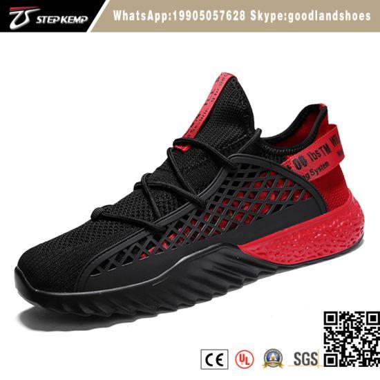 Men Custom Running Sport Basketball Shoes with Mesh Plastic Upper 2539