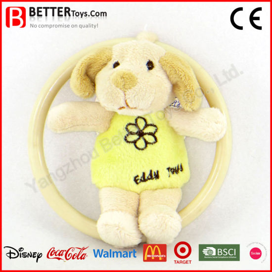 En71 Stuffed Animal Plush Rattle Soft Baby Toys pictures & photos
