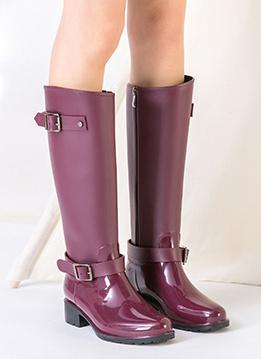 High Quality Ladies Fashion Waterproof Boots