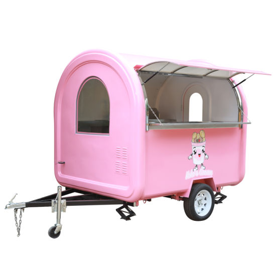 Top Sale Factory Price Mobile Food Van Manufacturer in China