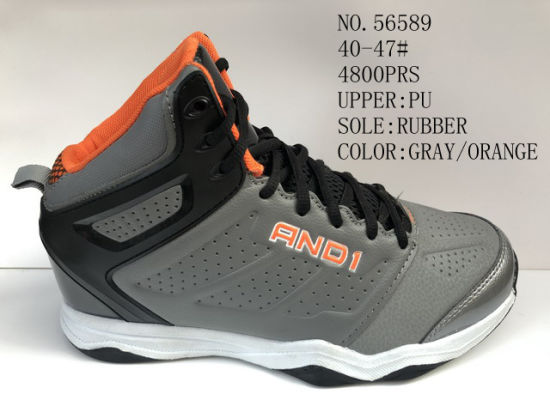 Basketball Shoes with Big Size and Quantity for Men