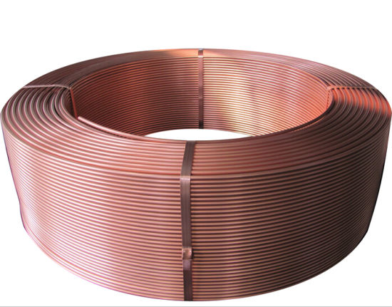 4.76mm Refrigeration Bundy Tube with Copper Coating