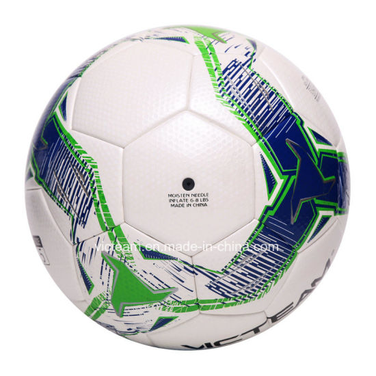 Superior Quality Standard Golf Surface Soccer Ball pictures & photos