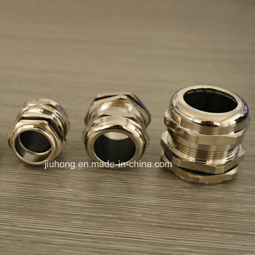 Nicked Plated Pg 29 Brass Cable Gland pictures & photos