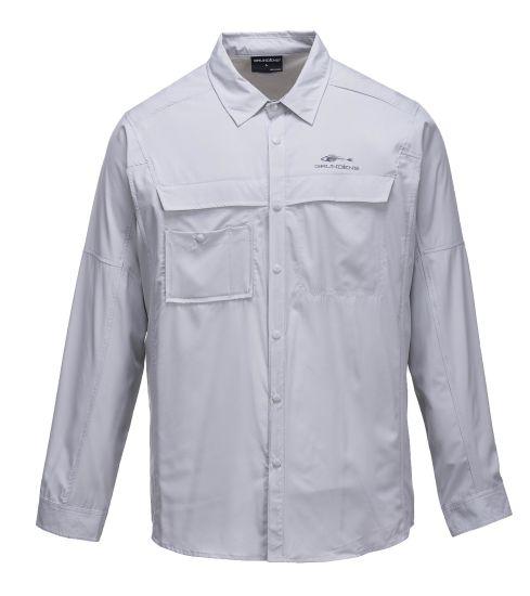 Trekking Hiking Male Thin Fishing Clothing (PT-008)