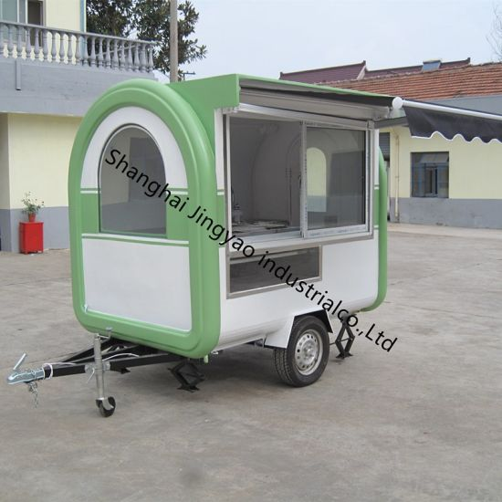 Australia Standard Churros Fast China Food Trailer Mobile Restaurant Food Van For Sale