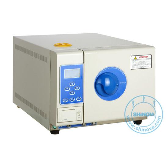 China Tabletop Pre-Vacuum Sterilizer (PV-TD20/24) - China