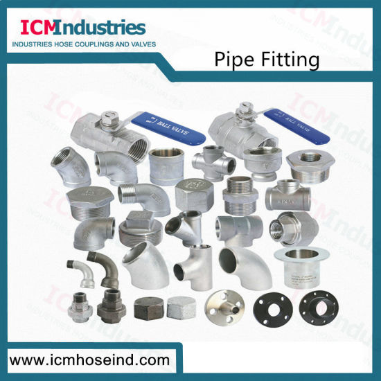 150lb Stainless Steel Threaded Pipe Fitting