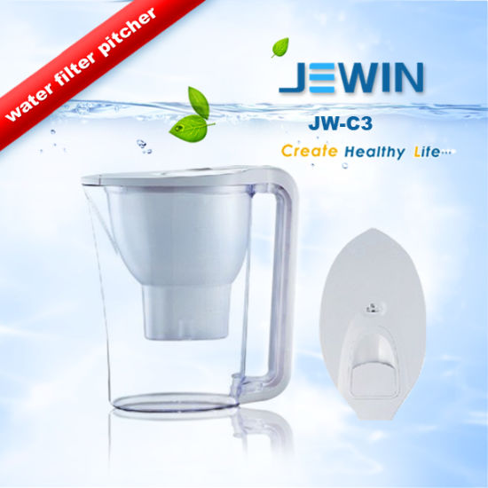 Mini Portable Non-Electric Water Filter Pitcher for Home and Office pictures & photos