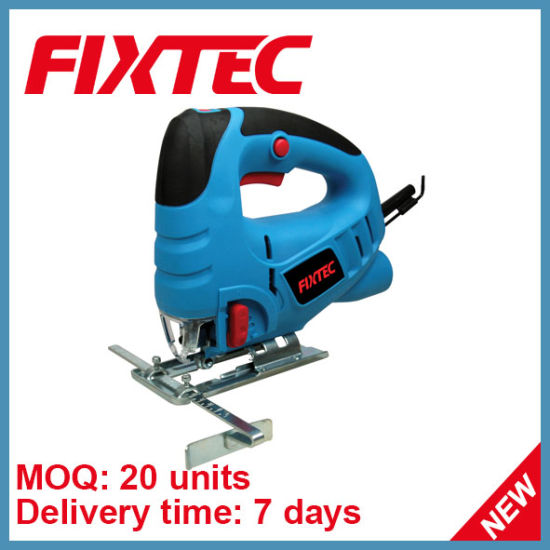 China Fixtec 570w Mini Electric Saw Portable Woodworking Jig Saw