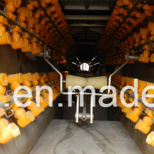 HDPE Ribbed Pipe Extrusion Line pictures & photos