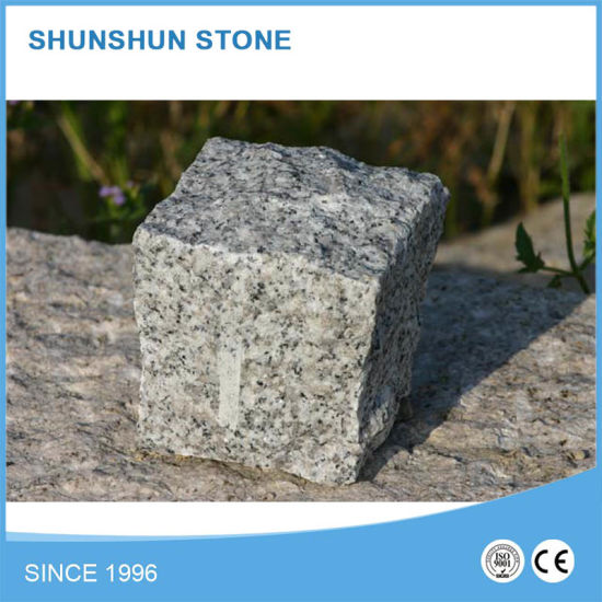 China Hot Selling Cheap Granite Cube Stone pictures & photos