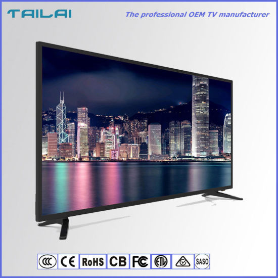 Hot Sell Home/ Hotel Use 32inch HD LED Smart TV with Wall Bracket