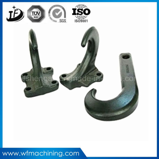 OEM Forged Parts Carbon Iron Forging of Hot Forge Parts pictures & photos