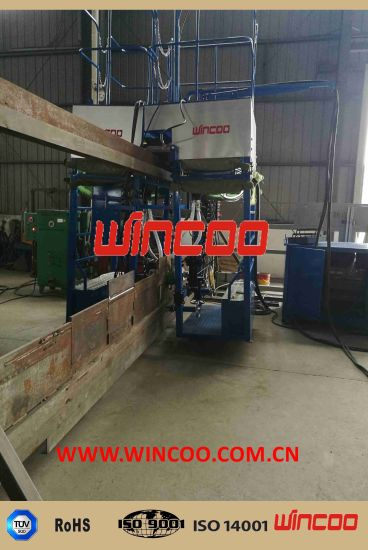 LPG Tank Welding Machine/Double Side Girth Seam Welding Machine/Construction Machinery