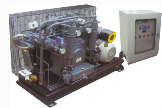 Oil-Free Boosters Medium Pressure Reciprocating Piston Air Compressor (K35VZ-4.00/8/40) pictures & photos