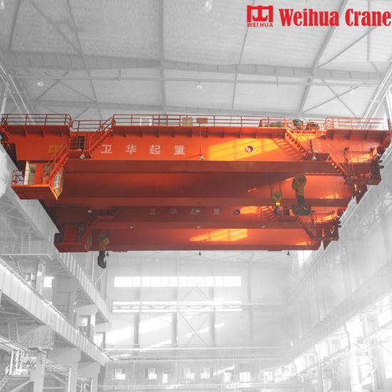 Weihua Double Girder Eot Electric Overhead Travelling Crane