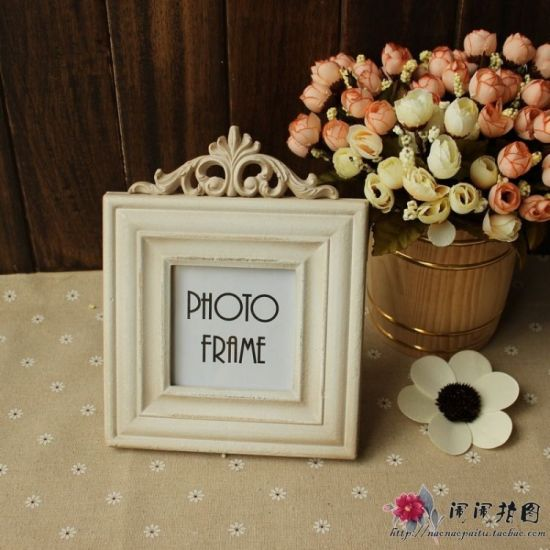 Wholesale Fashion Original Wood Frame for Home Decoration pictures & photos