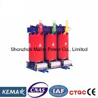 1600kVA 22kv Class Dry Type Transformer Continental Type High Voltage Transformer pictures & photos