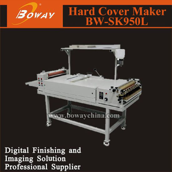 Boway Manufacturer Factory A3+ Landscape Size Photobook Hardcover Hard Cover Book Maker Bw-Sk950L pictures & photos