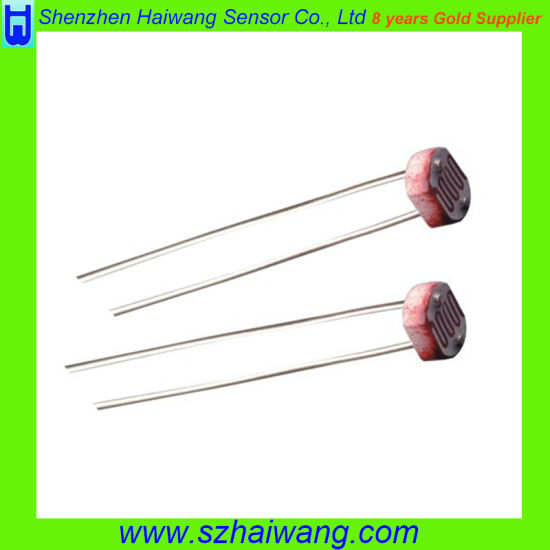 China 5mm Photoresistor Ldr Photo Light-Dependent Resistors (MJ5639 ...