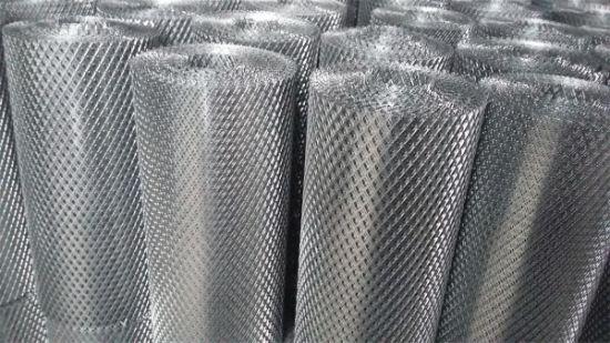 Tec-Sieve Galvanized Expanded Metal Mesh