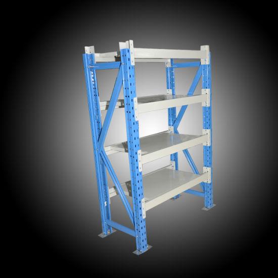 Automotive Parts Battery Storage Shelves