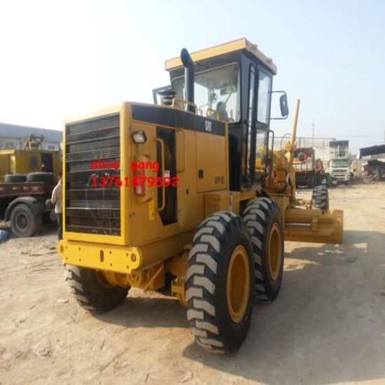 New Caterpillar Motor Grader with Ripper (140k, 185HP) pictures & photos