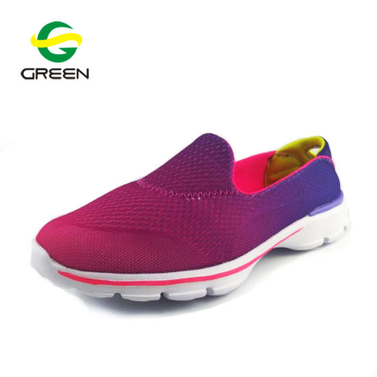 Greenshoe Perfect Steps Fitness Shoes Flat Shoes Women pictures & photos