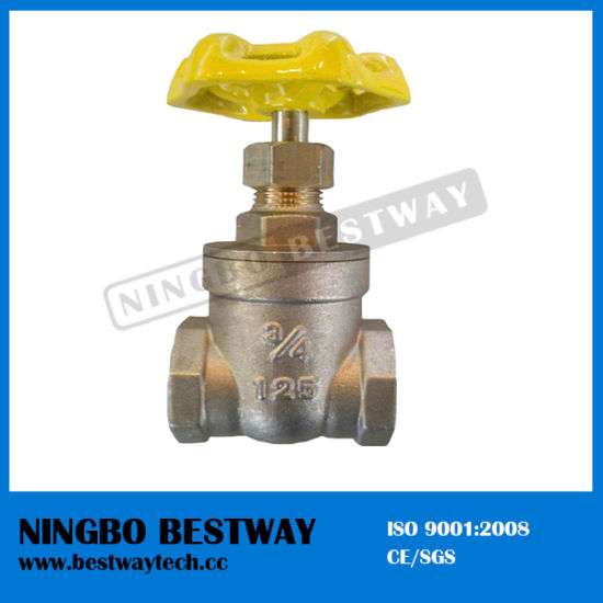 Top Quality Metal Seated Gate Valve with Drain (BW-G07)