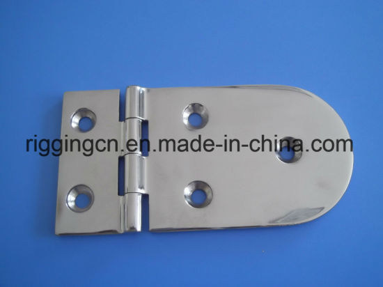 Stainless Steel Boat Marine Grade Flush Door Hatch Compartment Hinges
