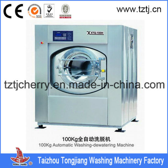Automatic Fabric Washer and Extractor Machine (10-100kg) with CE & SGS