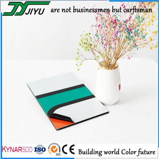 Jiyu Decoration Exterior Wall Aluminum Composite Panel