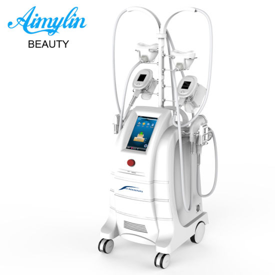 Double Chin Fat Removal Cryolipolysis Body Shaping Machine