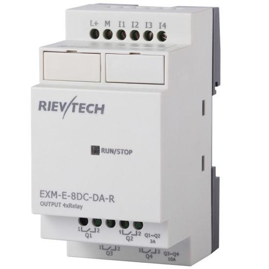 Factory Price for Programmable Logic Controller HMI PLC Expansion (Accessories for PLC EXM-E-8DC-DA-R)