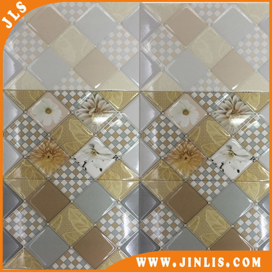 China Warm Color Bath Room Floor Tile Ceramic Wall Tile China