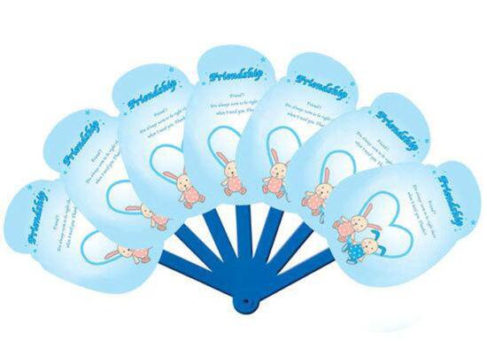 OEM Cute Promotional Hand Fans